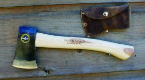 Snow & Nealley Outdoorsman's Belt Axe