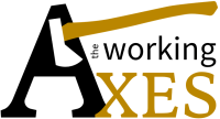 The Working Axes Logo