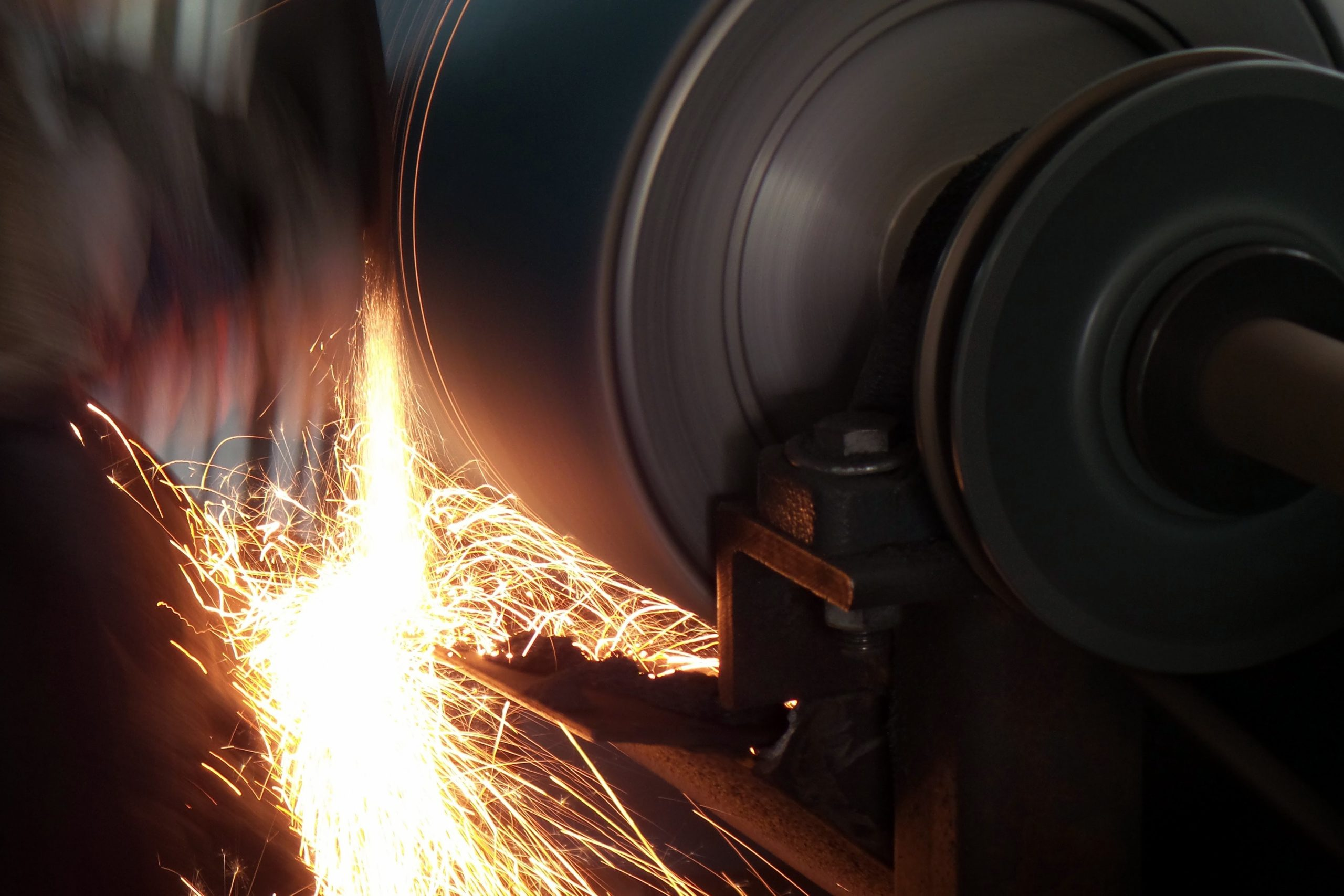 grinding axes